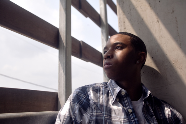 <p>Ogden Payne, a 19-year-old hip-hop artist in Austin, is largely inspired by Kanye West. Payne's upcoming mixtape, Late Night Thoughts, focuses on the struggle advancing in the music industry and attracting an audience.</p>