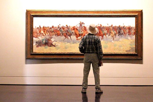 2012-02-17-Blanton_museum_Go_west_exhibit_Andreina_Velazquez3197