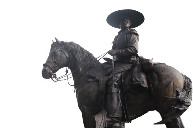 <p>A monument honoring Tejanos and their role in the history of the development of Texas was unveiled at the capitol Thursday afternoon. A parade will be held Saturday morning to celebrate the monument. </p>