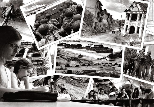 NORMANDY_2012_04_25_Normandy_Scholars_Shea