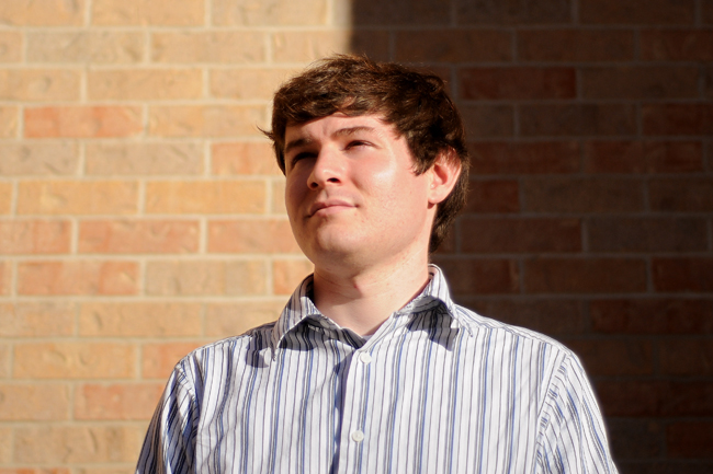 <p>Physics honors senior William Berdanier is a recipient of the distinguished Marshall Scholarship for 2013, which will fund two years of study in the U.K.</p>