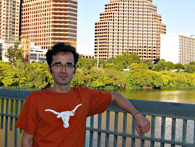 <p>Omid Kokabee, former UT doctorate student, is currently serving a 10-year sentence at Evin Prison in Iran. Former Evin prisoner Dr. Kamiar Alaei recalls his time at the prison (<span style=