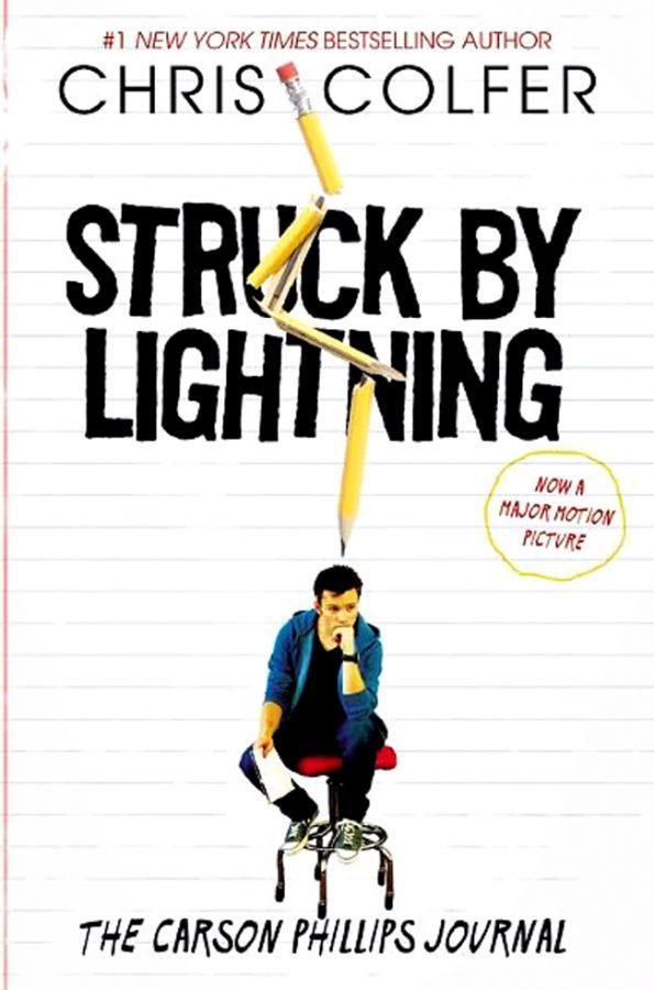 BookCoverStruckByLightning