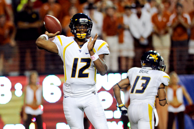 <p>West Virginia quarterback Geno Smith, should he slip, would be an intriguing fit in Minnesota.</p>