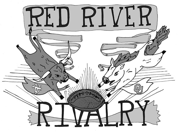 Red River Rivalry 2013