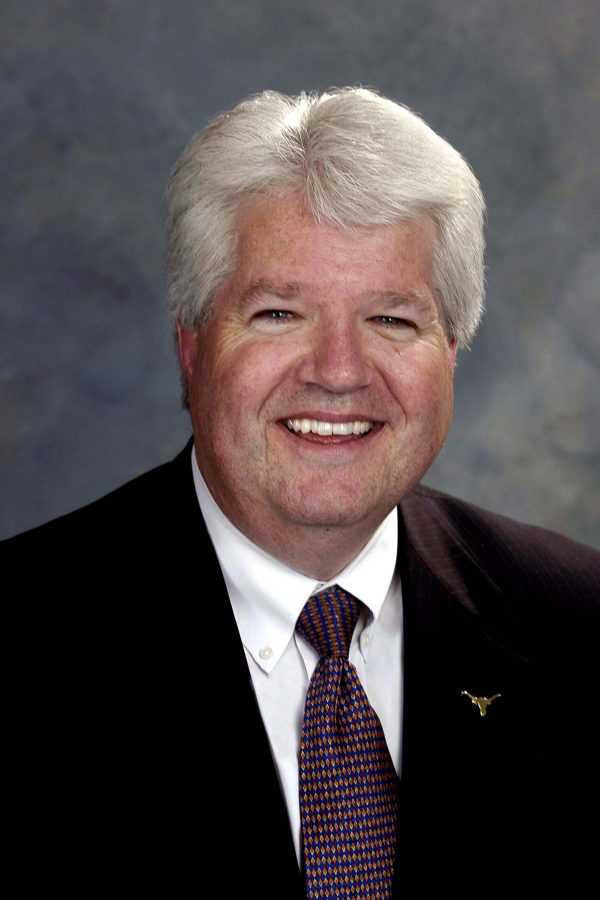 <p>Kevin Hegarty, UT's Chief Financial Officer.</p>  <p>Photo courtesy of UT-Austin.</p>