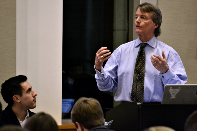 2014-01-22_Bill_Powers_Student_Government_Assembly_Joshua