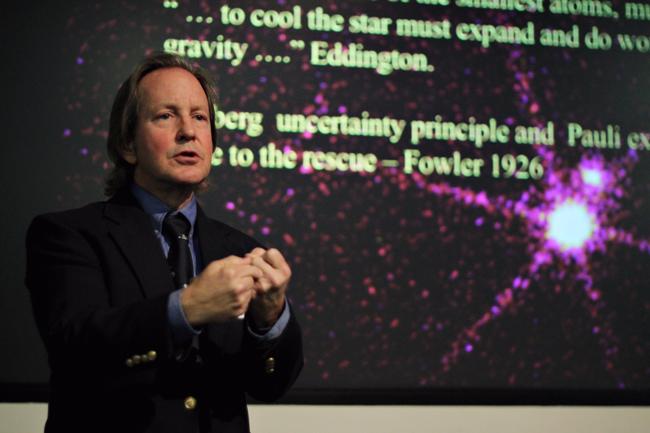 2014-02-24_Astronomy_talk_Marshall