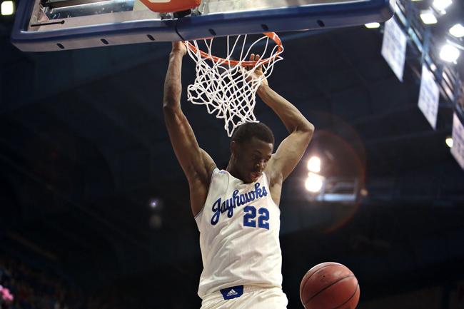 2014-02-24_Basketball_vs_Kansas_at_Kansas_Shelby