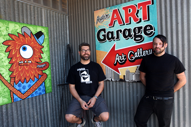 2014_02_20__Austin_Art_Garage_Sarah