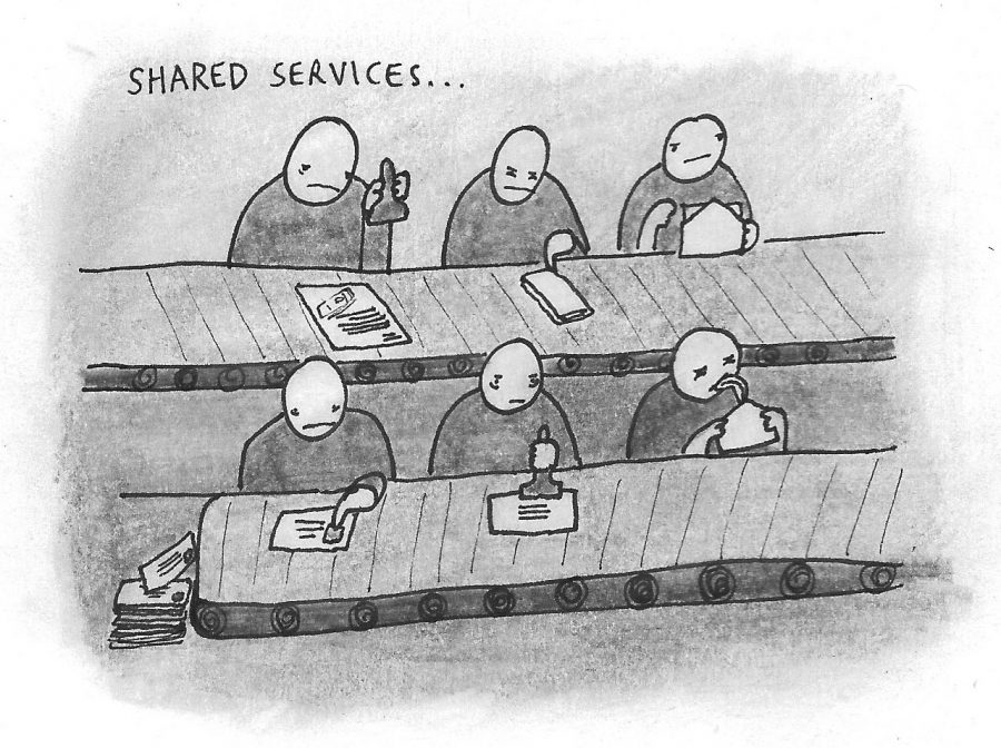 shared services final