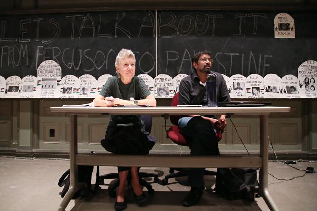 2014-09-25_Palestine_and+Ferguson_Talk_Jenna