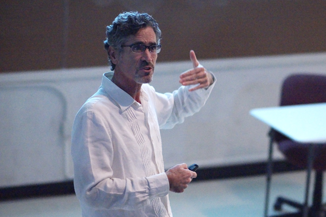 2014-09-26_Mesoamerica_Lecture_Graeme