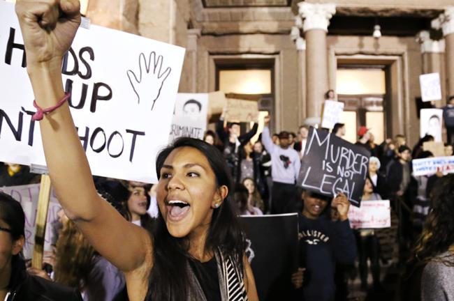 DOM_2014-11-26_Ferguson_Protest_Marshall
