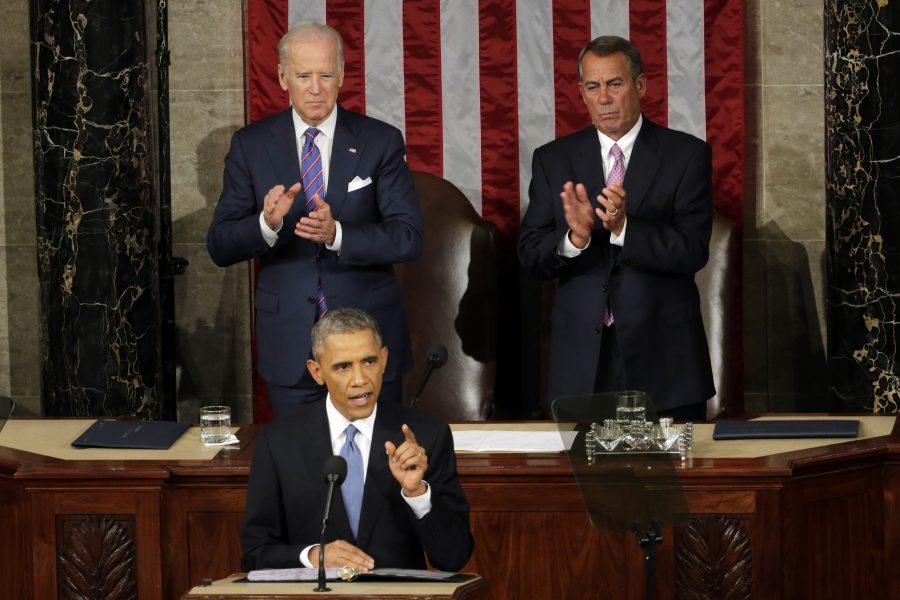 APTOPIX Obama State o_admi