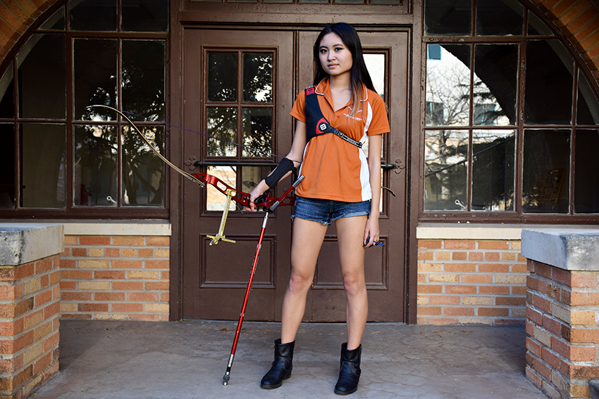 2016_02_19_UT_Archery_Club_Homeless_Stephanie
