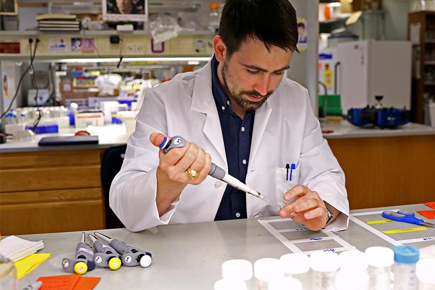 2016-04-05_DNA_Repair_Research_Joshua