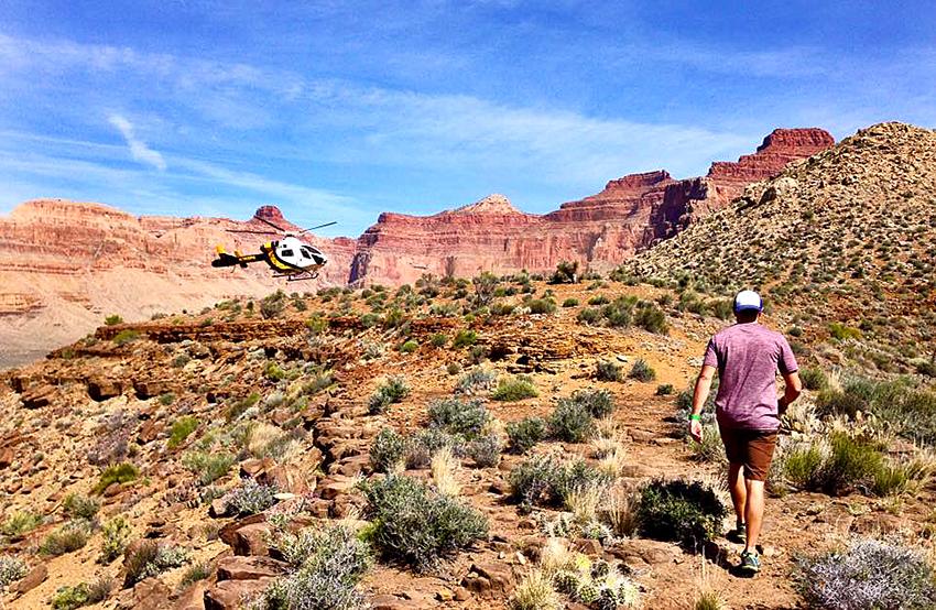 hikers court of UT RecSports Outdoor Recreation Program