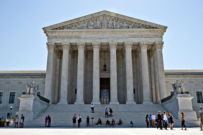 Supreme Court AP Photo