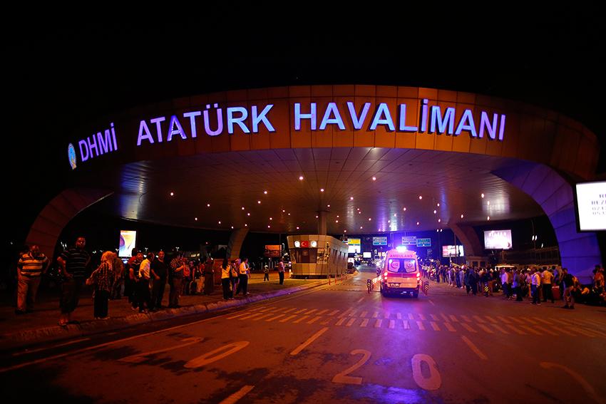 AP Photo Turkey Emrah Gurel