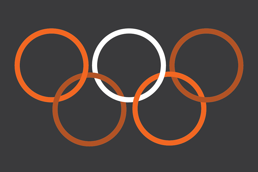Longhorn in Rio logo
