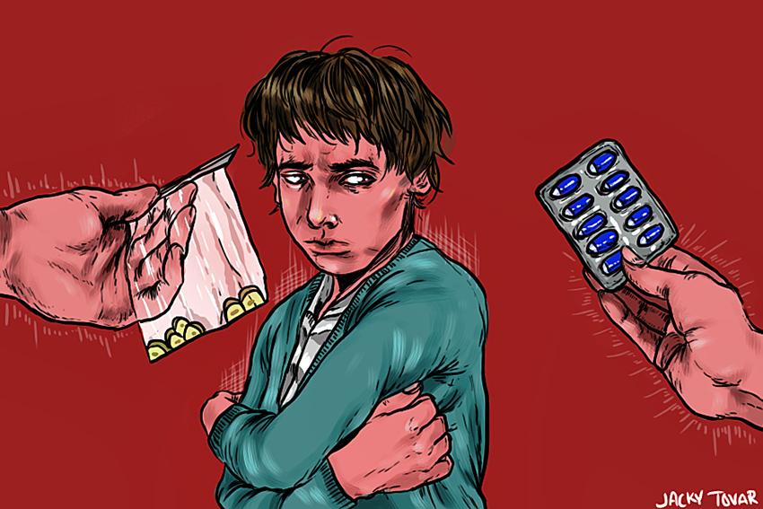 Drugs Illo