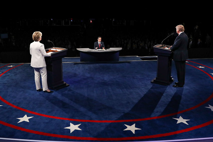Third Debate AP Photo Joe Raedle