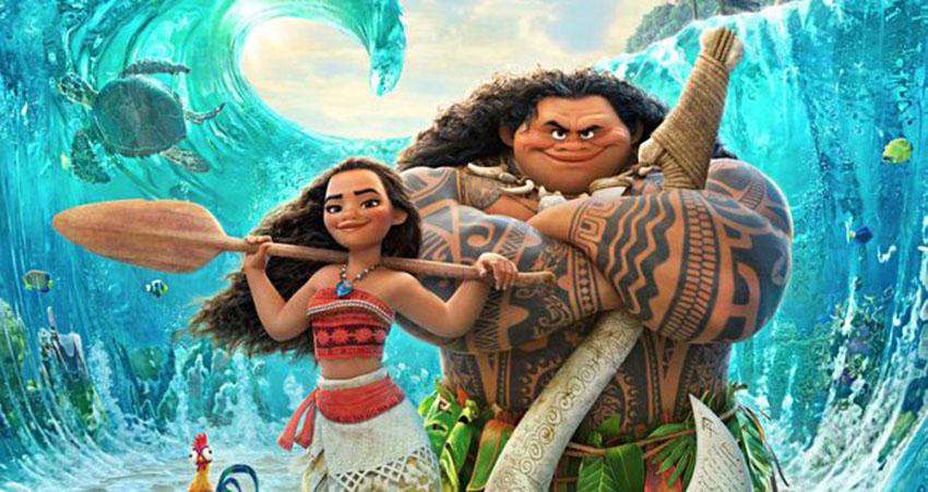 moana courtesy of Walt Disney Animation Studios