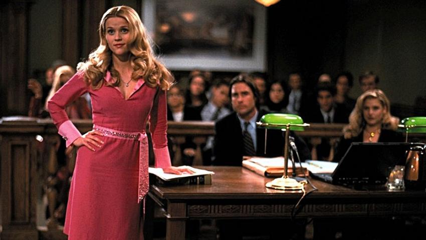 Legally Blonde Courtesy of Metro-Goldwyn Mayer