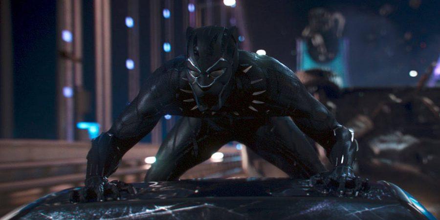 Black Panther court of Marvel Studios