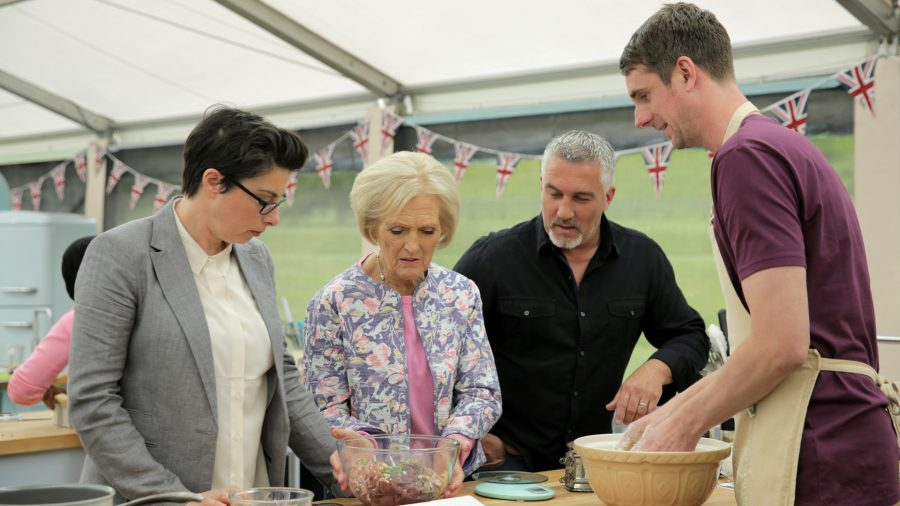 netflix 5 shows the great baking show court of PBS