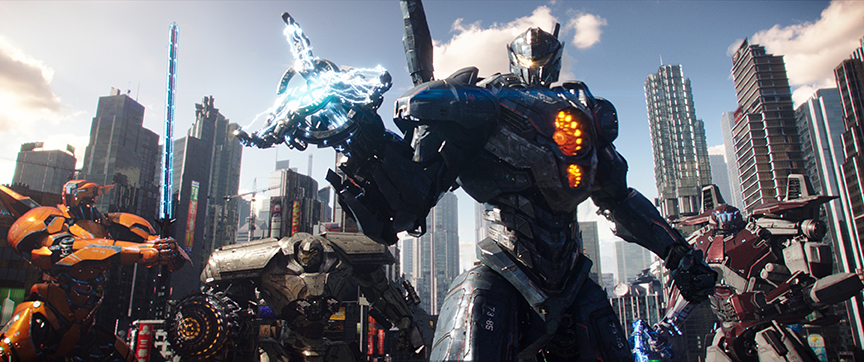 pacific-rim-uprising court of Universal Pictures