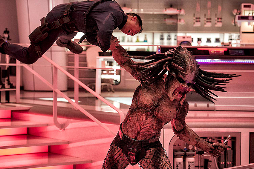 The Predator_ courtesy of 20th Century Fox