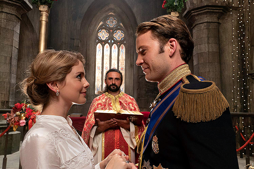 a christmas prince review Courtesy of Netflix