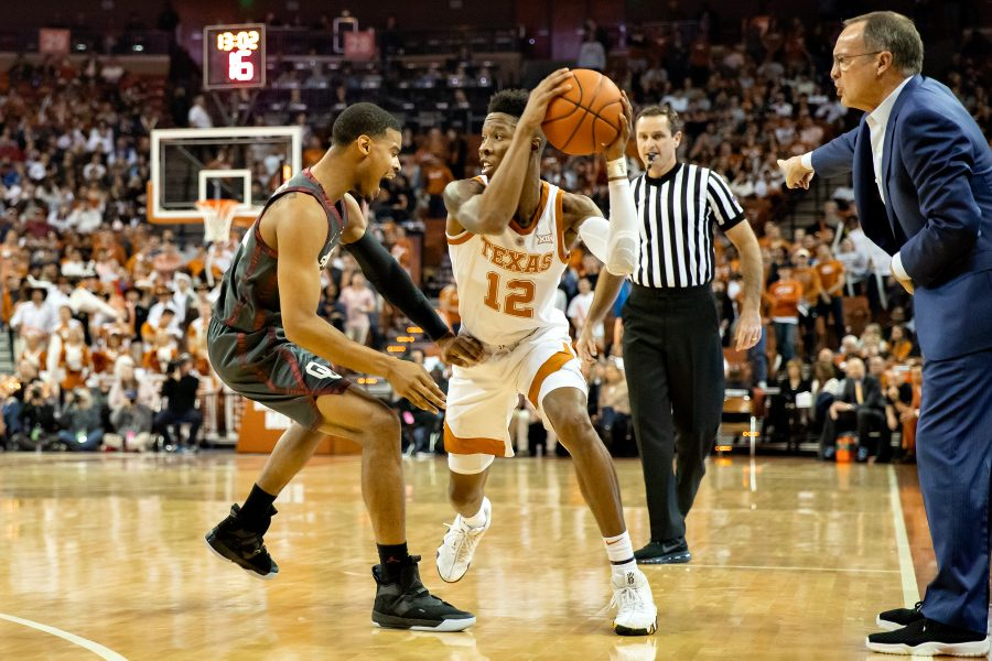 2019-01-20_Texas_Mens_Basketball_vs_Oklahoma_Joshua