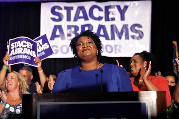 ABRAMS_Stacey Abrams Courtesy of John Bazemore