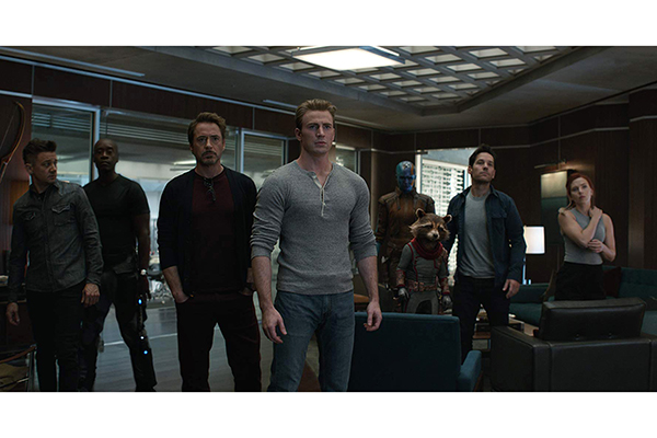 avengers endgame review Courtesy of Marvel Studios