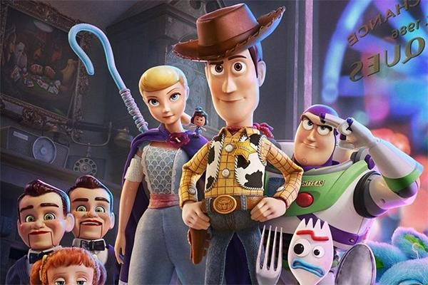 Toy Story 4 Courtesy Disney