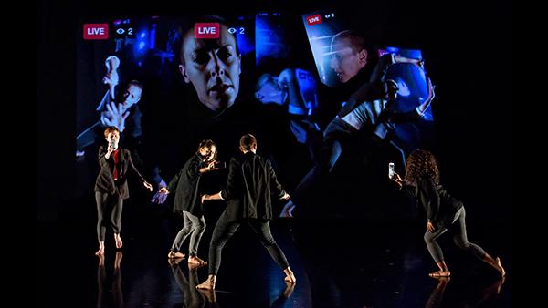 Adjunct Faculty Sharen Bradford - The Dancing Image