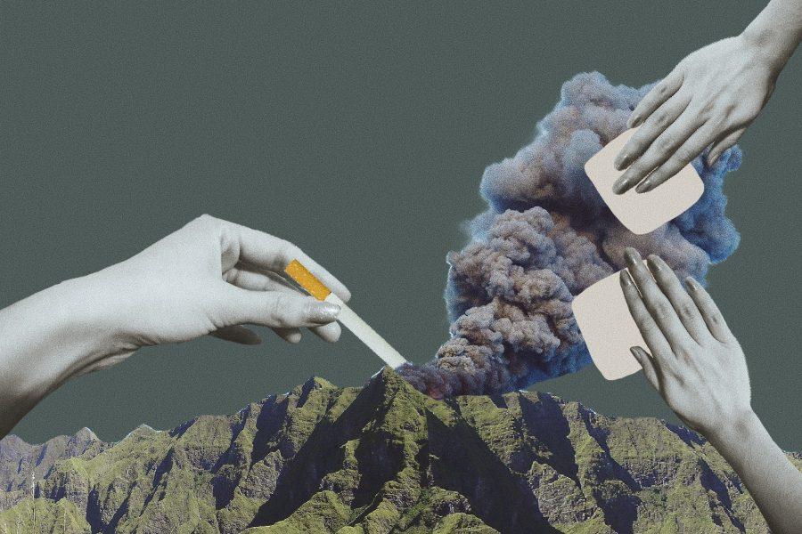 Neha nicotine