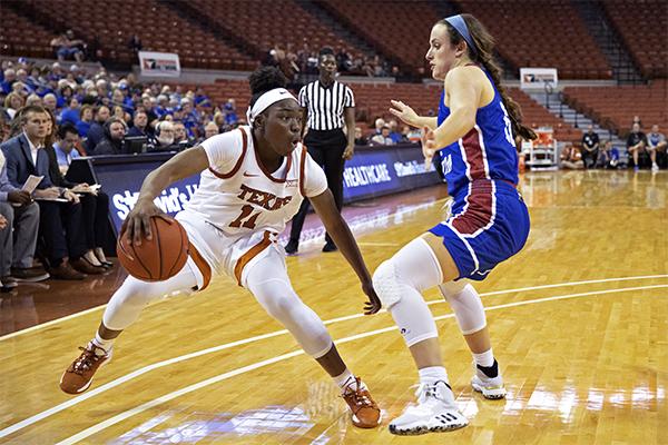 Basketball_JOANNE ALLEN-TAYLOR_2019-10-28-Texas_v_Lubbock_Christian_Joshua
