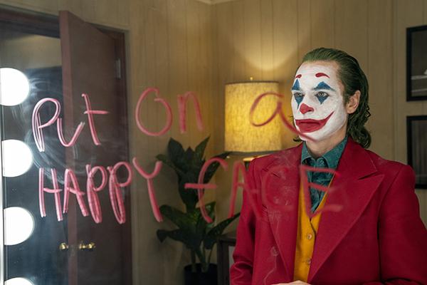 Joker courtesy Warner Bros