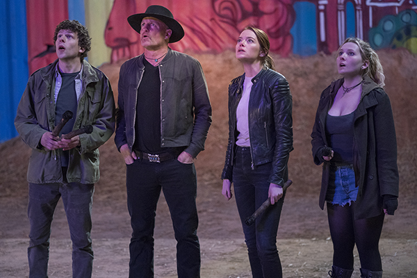Zombieland courtesy columbia pictures
