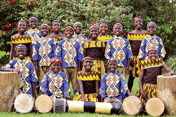 African Children's Choir_courtesy of Sarah Wanyana