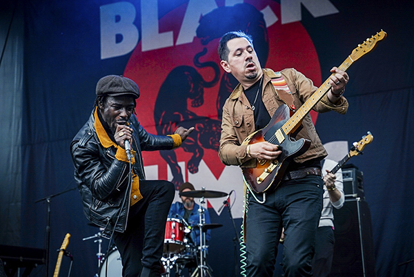 Black Pumas_courtesy of Merrick Ales