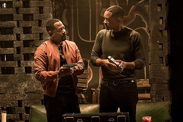 Bad Boys for Life Courtesy Columbia Pictures