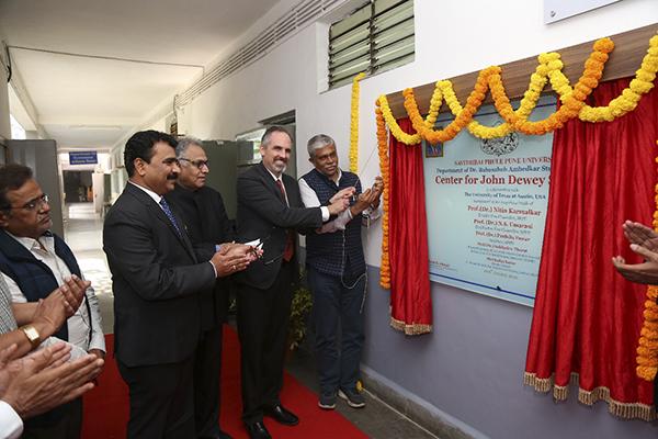 Dewey_Center - Courtesy of Savitribai Phule Pune University