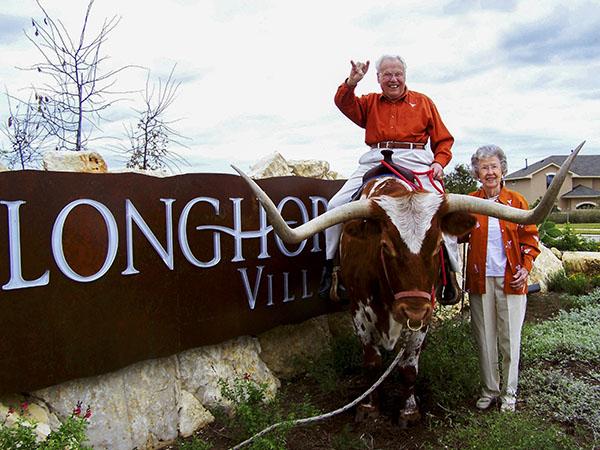 Henderson Courtesy of Longhorn Village