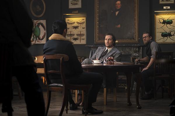 the gentlemen review courtesy of Miramax