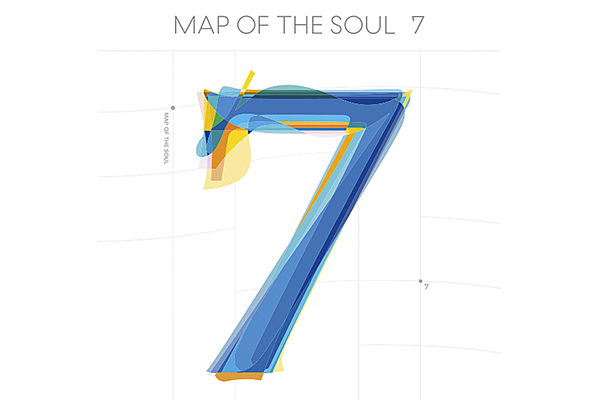 BTS Map of the soul 7 courtesy Big Hit Entertainment
